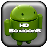 Icon Pack HD BoxiconS