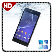 Xperia Z2 Next Launcher Theme