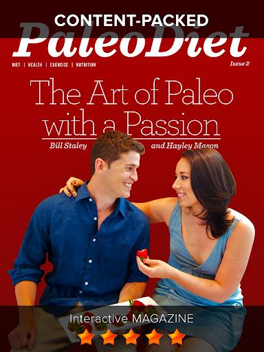 Paleo Diet Magazine