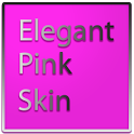 Elegant Pink Keyboard Skin icon