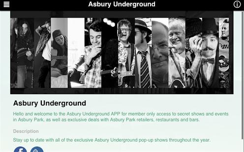 Asbury Underground - náhled