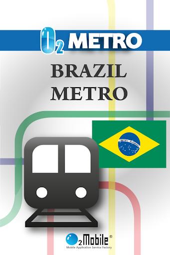 브라질 지하철 - 상파울로 리오