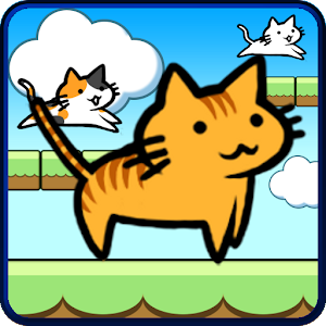 Meow Cats Jump for PC and MAC
