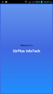 SirPlus InfoTech- screenshot thumbnail