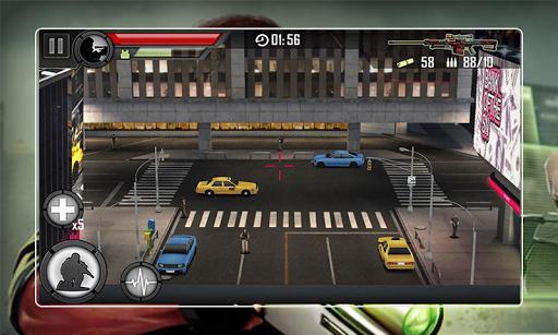 Sniper Traffic City
