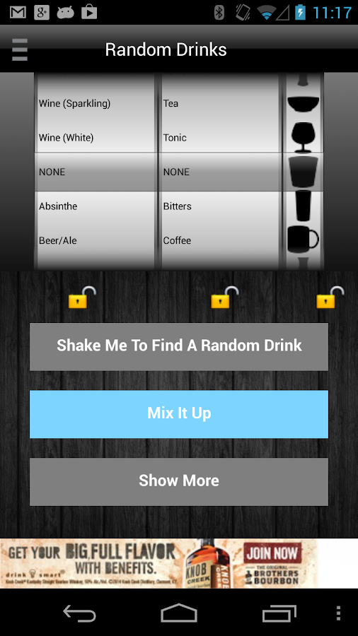 Mixology™ Drink Recipes- screenshot