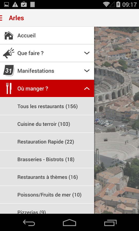 Arles Tour- screenshot
