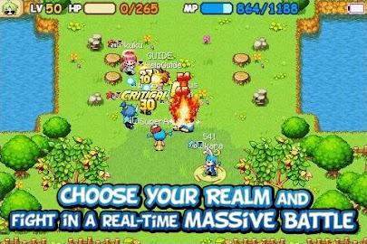 The World of Magic Screenshot 1