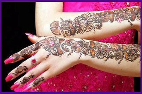 Mehndi Designs 2015 Tatoo حناء