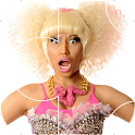 Nicki Minaj Jigsaw HD logo