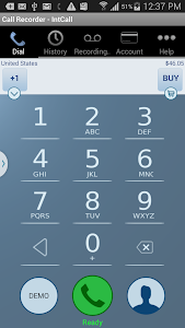 Call Recorder - IntCall 6 0 + (AdFree) APK for Android