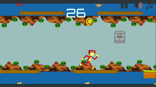 【免費冒險App】Spider Monkey-APP點子
