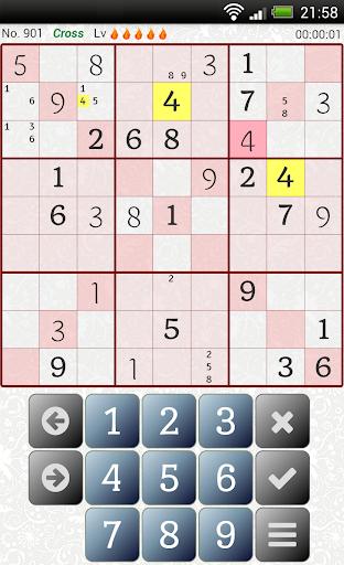 Extreme Difficult Sudoku 2500 1.2.2 Windows u7528 9