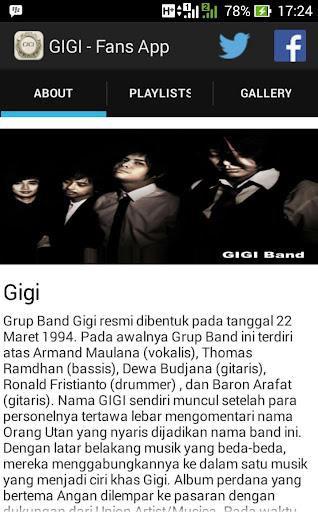 GIGI Unofficial