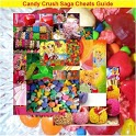 Candy Crush Saga Cheats Guide icon