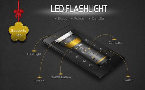 Super Bright-LED Torchlight v1.6