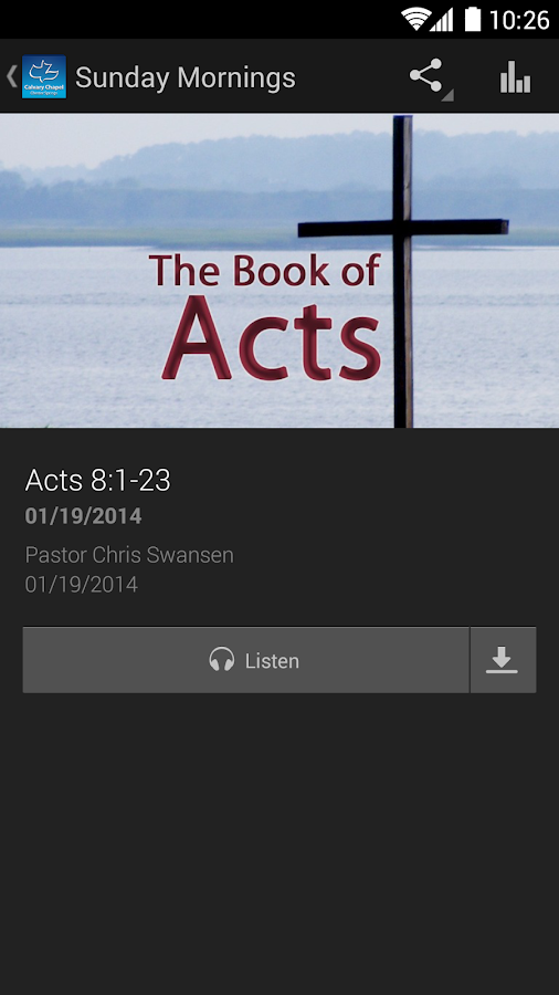 Calvary Chapel Chester Springs - screenshot