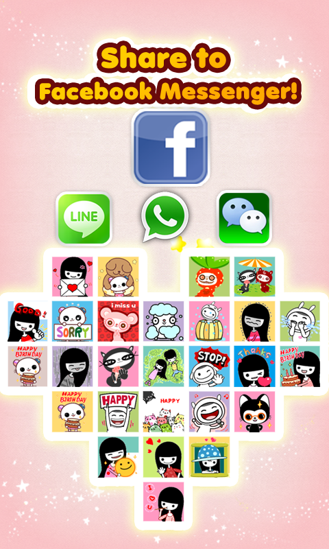 My  Xmas Chat Sticker - screenshot