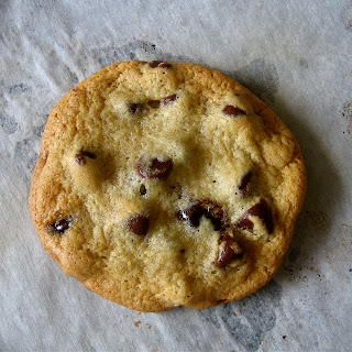 Not Just Any Chocolate Chip Cookie.