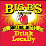 Logo for Big B's Fabulous Juices
