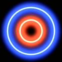 Puzzle Neon Rings icon