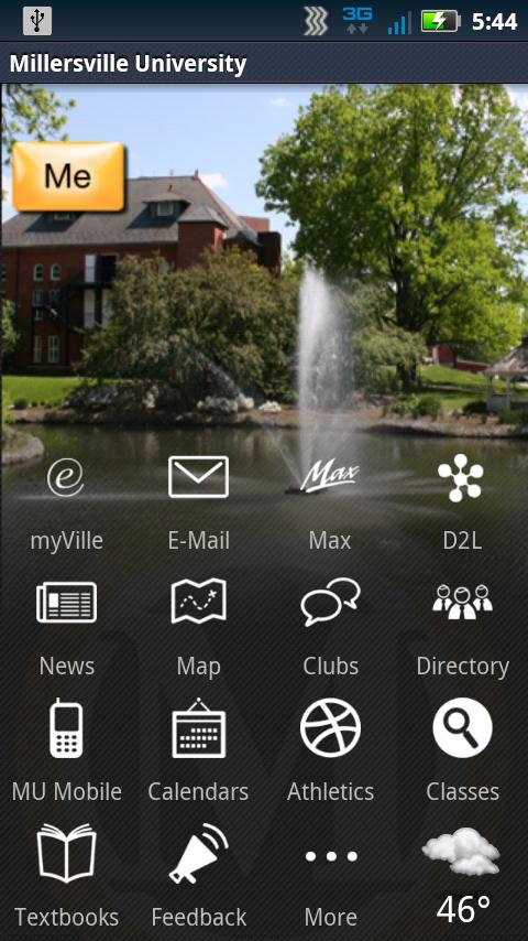 Millersville University - screenshot