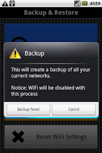 WiFi Pass Recovery & Backup - screenshot thumbnail