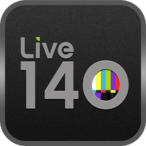 Live 140: Tweet Streams for TV