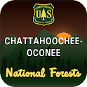 Chattahoochee-Oconee Forests icon