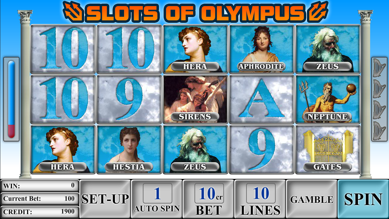 Shadows of Olympus Slot Machine - Read the Review Now