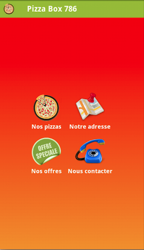 Pizza Box 786