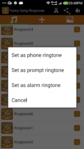 【免費音樂App】搞笑歌曲鈴聲-APP點子