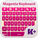 Magenta Keyboard Theme icon