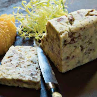 Cashel Blue and Toasted Pecan Terrine with Frisée and Apple Jam From 'My Irish Table'
