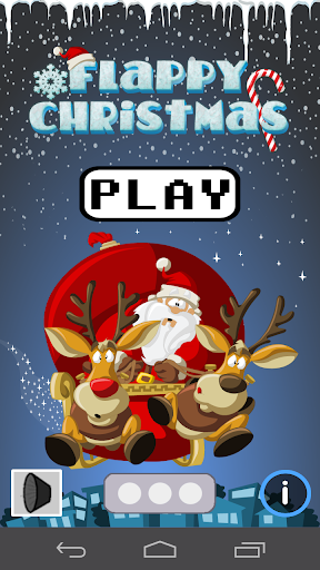 flappy christmas