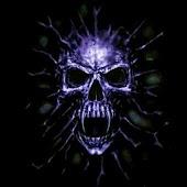 3D skull 11