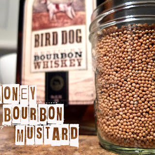 Honey Bourbon Mustard.