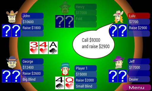 Offline Poker Texas Holdem  screenshots 3