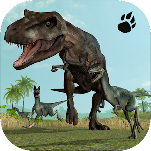 Dinosaur Chase Simulator icon do Jogo