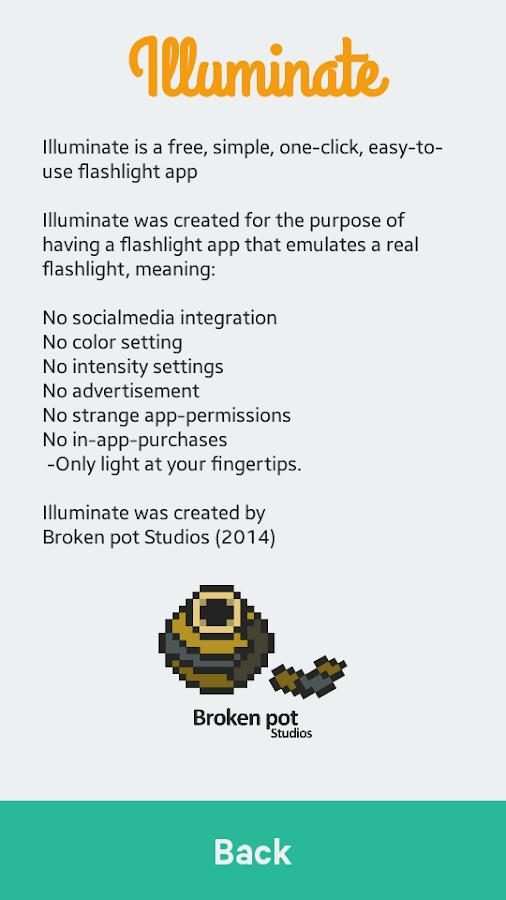 Illuminate - screenshot