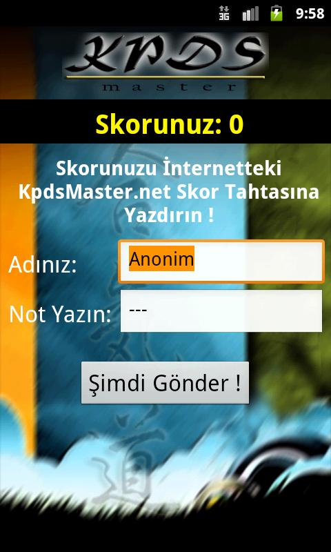 YDS KPDS Master Kelime Oyunu- screenshot