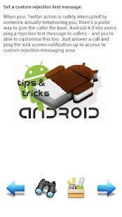 Droid 4 Tips and tricks - screenshot thumbnail