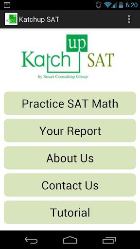 KatchUp SAT Free - SmartEdu