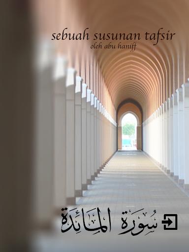 Al-Maaidah Tab