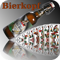 Bierkopf – CARD GAME logo
