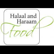 Halal und Haram Produkte