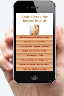 Body Detox for Better Health - screenshot thumbnail