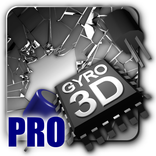 Cracked Screen Gyro 3D PRO Parallax Wallpaper HD - Apps on
