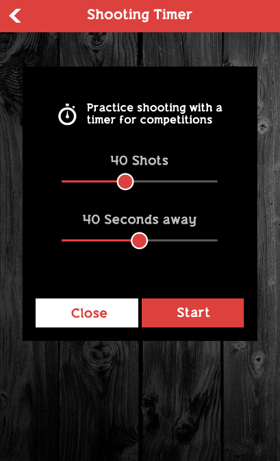 Shooting Score- screenshot