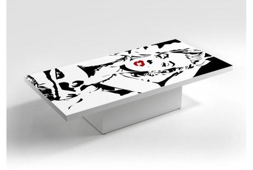 acheter table kettalux ronde 85 narbonne chez arc en ciel dilengo. Black Bedroom Furniture Sets. Home Design Ideas